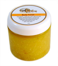 24 oz Orange Cream Body Polish