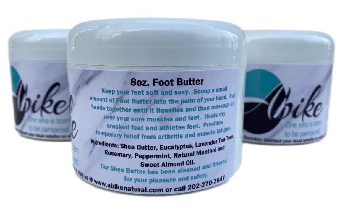 Foot Butter Family Package