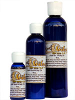 4 oz Hair and Scalp Oil (Loc Love)