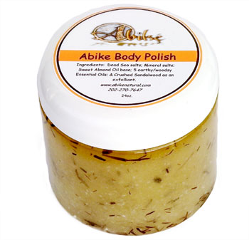24 oz Abike Body Polish