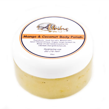 10 oz Mango & Coconut Body Polish