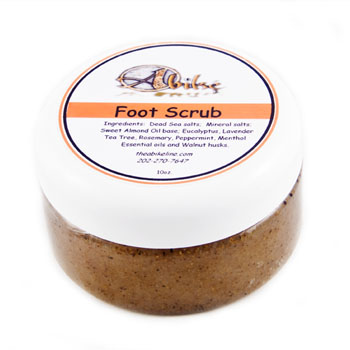 10 oz Foot Scrub
